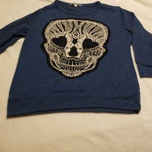 Tops - Skull Shirt